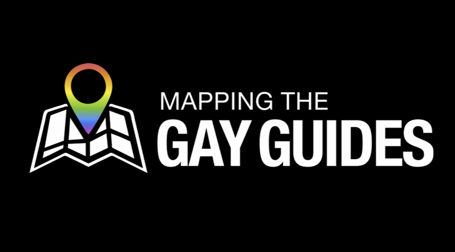 Mapping the Gay Guides